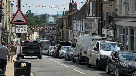 Forehill, Ely, parking issues