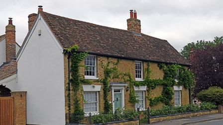 The village of Catworth is steeped in history.