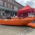 Norfolk Lowland Search and Rescue lifeboat