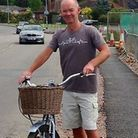 Cllr John Morris says the county needs to tackle cycle thefts.