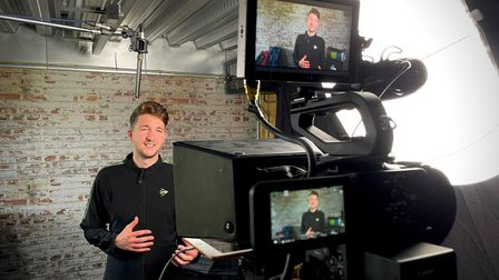 James worked with the BBC before taking on a job with Premier League, later going freelance