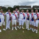 Wanstead Central unbadged fours team
