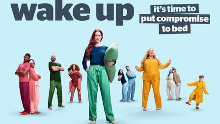 Wake up: finding the right sleep solutions for you campaign from Silentnight