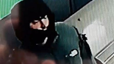 Police have released CCTV images of a man