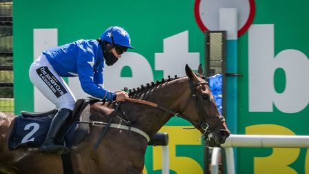 Bryony Frost takes first on Balagan at Uttoxeter