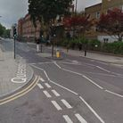 Middleton Road and Queensbridge Road have traffic controls in place.