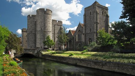 Canterbury westgate towers, Great Britain