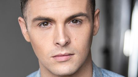 Jaymi Hensley, from popular boyband Union J, will play Prince Charming in Cinderella at the Marina Theatre in Lowestoft.
