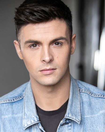 Jaymi Hensley, from popular boyband Union J, will playPrince Charming in Cinderella at theMarina Theatre in Lowestoft.