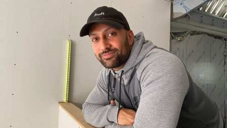 Richard Watts, who is opening a new burrito bar called Avo in Norwich