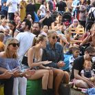 Crowds of people enjoying the 2019 Wanstead Festival. Picture: Ken Mears