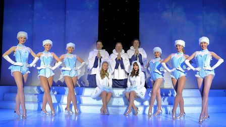 Babbacombe Theatre is auditioning for Christmas show dancers.