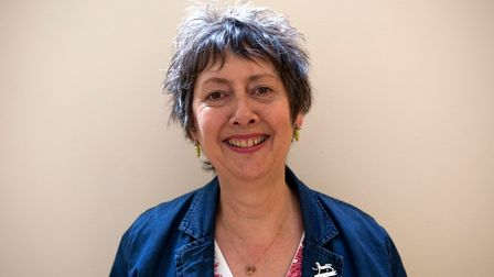 Gail Harris, Labour candidate for Catton Grove in Norwich City Council elections 2016. Pic: Submiite