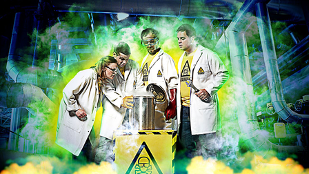 Brainiac Live will take to Norwich Theatre Royal's stage once more.