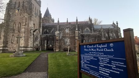 Ottery church will be hosting a cream-tea afternoon this month