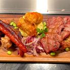 Mighty Mixed Grill at Grill Hunters on Lord Street in Southport