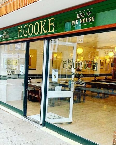 The newest F Cooke has opened in Chelmsford, Essex.