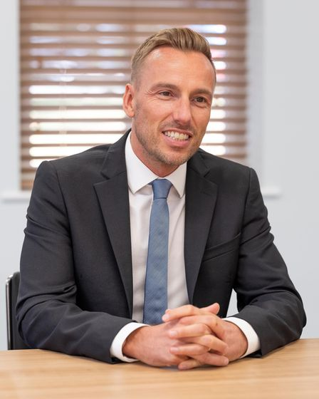 Phil Beck,Independent Financial Adviser with Smith & Pinching, Chartered Financial Planners