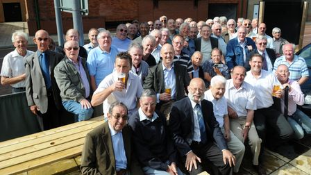 Reunion for Eastern Counties Bus workers