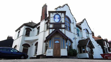 The Queen Charlotte pub on Dereham Road soon to be re-opened as the Lord Nelson.PHOTO: ANTONY KELL