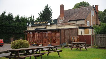 The Windmill, Knox Road. Picture: Denise Bradley