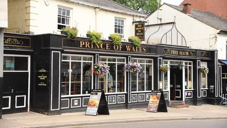 The Prince of Wales pub before it's £170k makeover. Picture: Denise Bradley