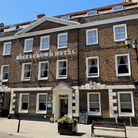 Historic Rose and Crown Hotel in Wisbech is up for sale - with a price tag of £1.2m.