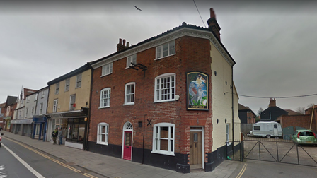 The Cat and Fiddle is a 17th century Norwich pub which closed down in 2011.