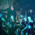 Kevin Clifton performing in the spectacular ballroom stage show Burn The Floor which is coming to th