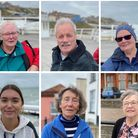 We asked people in Cromer what they thought if summer 2021