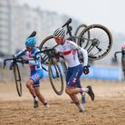 Oli Stockwell will swap the sand of cyclo-cross for the roads of Tour of Britain after receiving a late call-up.