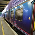 A person has been hit by a train between Welwyn Garden City and Hitchin