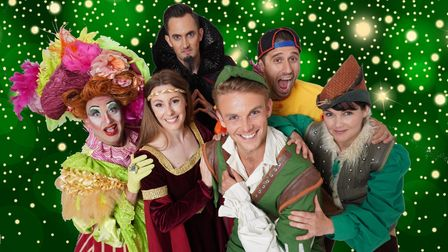 Robin Hood will be this year's pantomime atHarlow Playhouse in Essex.