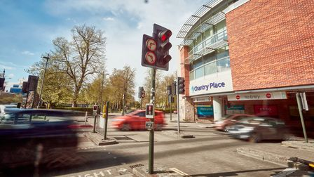 Norwich's Chantry Placeis set to extend its car parkopening times.