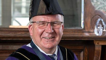 Adrian Thompson, chairman of Filby in Bloom and currentdeputymayor, is set to becomemayor of the Great Yarmouth borough.
