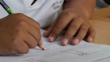 Children may be nervous about the dreaded return to school, but they will soon get back into a routi