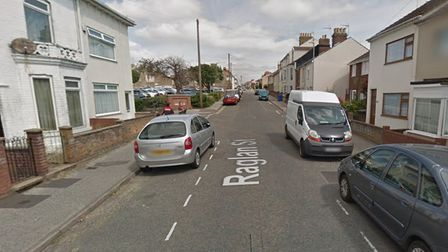 Burglars gained entry to a shed at a home in Raglan Street, Lowestoft.