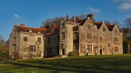 Chawton House inChawton, Hampshire was frequented by literary legend Jane Austen