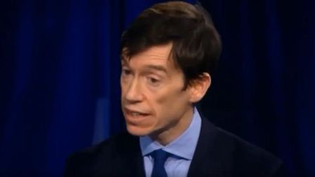 Former Tory leadership hopeful Rory Stewart said the government was pursuing a strategy of herd immu