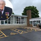 Some of the funding for The Unity Centre on Meredith Road in Ipswich has been provided by the Captain Tom Foundation