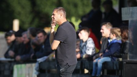 Steve Castle issued an immediate apology after Royston Town lost to Mildenhall Town in the FA Cup.