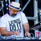 Jose Luis at this year's Classic Ibiza, which is returning to Blickling Estate next year.