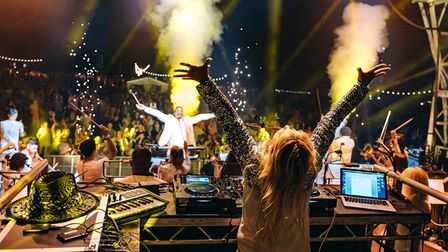 Goldierocks thrilling the crowds at Classic Ibiza in 2021. The event is returning to Blickling Estate in 2022.
