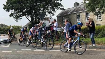 Tour of Britain Depart stage in Cornwall