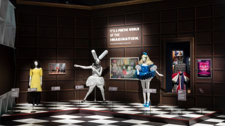 Alice: Curiouser and Curiouser Exhibition