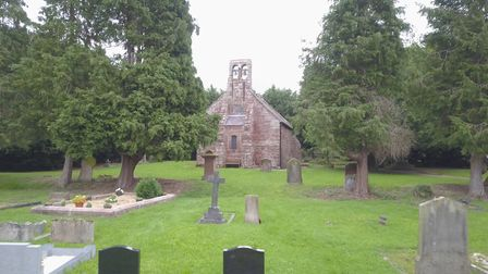 Church of St Edith at Shocklach