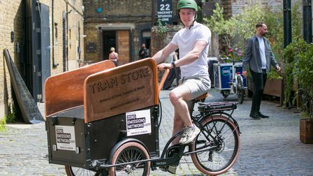 The first ever publicly available cargo bike sharing scheme is about to launch in Hackney.