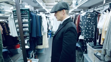 Programme Name: Peaky Blinders VI - TX: n/a - Episode: Early Release (No. n/a) - Picture Shows: Tom
