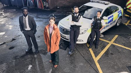 Gemma Whelan stars as Detective Sergeant Sarah Collins in new ITV series The Tower,