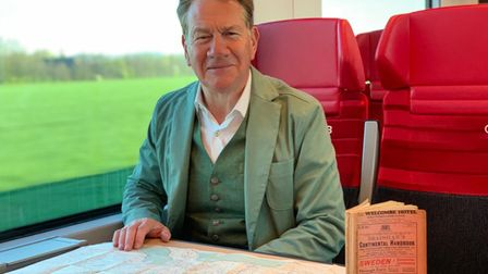 Programme Name: Great Continental Railway Journeys S7 - TX: n/a - Episode: n/a (No. 5) - Picture Sho